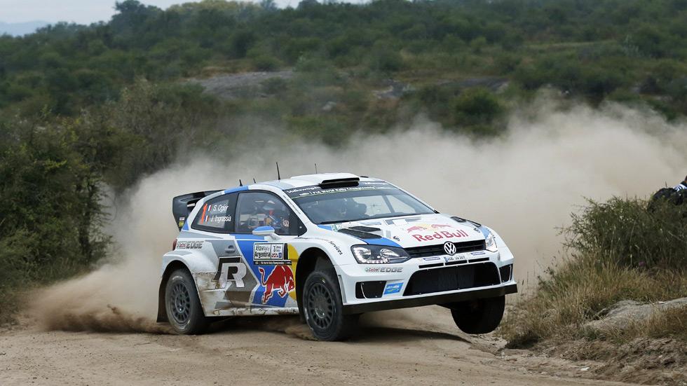 Rallye de Argentina - jueves: Ogier, primer líder de la carrera