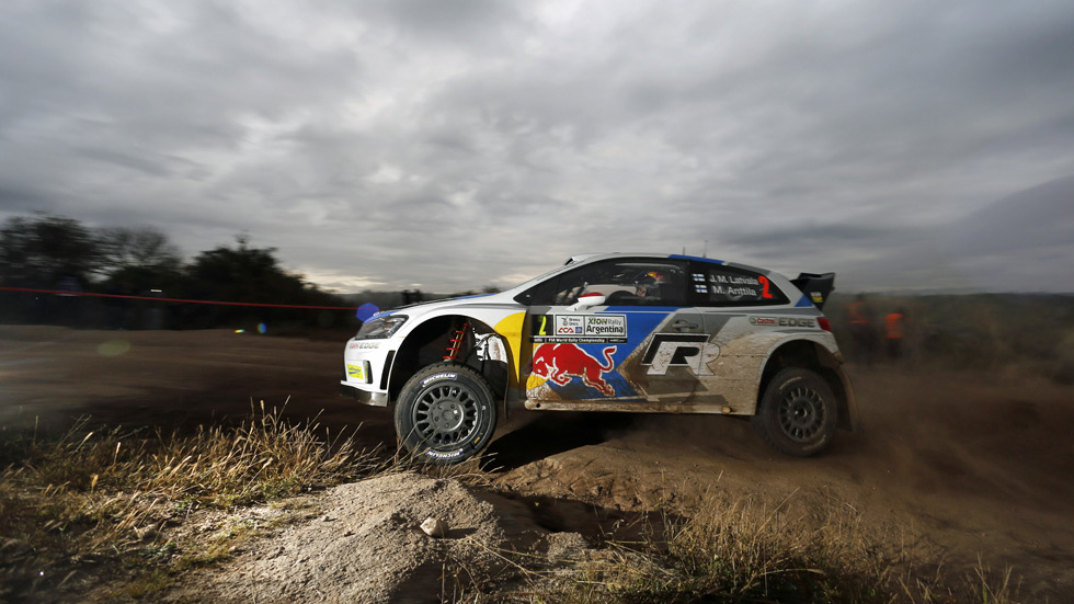 Rallye de Argentina - viernes: Latvala desbanca a Ogier del liderato