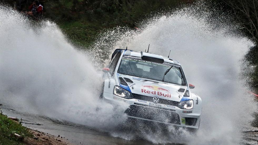 Rallye de Argentina - viernes: Latvala se afianza en cabeza