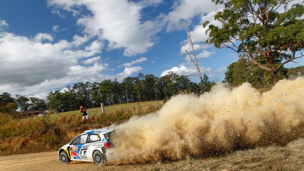 Rallye de Australia - final: Ogier encabeza el primer triplete VW