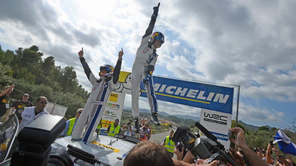 Rallye de España - final: Ogier, ganador y campeón