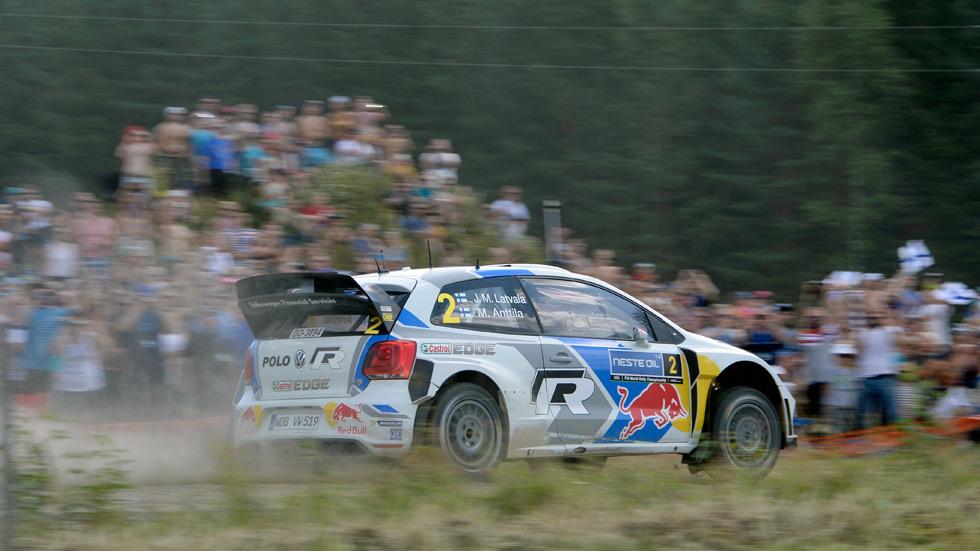 Rallye de Finlandia - final: Latvala, imbatible