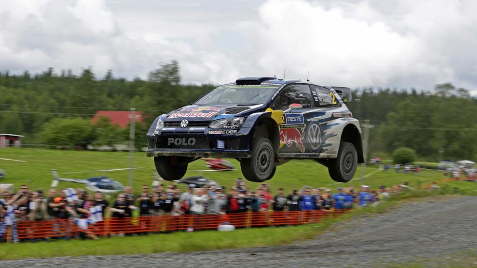 Rallye de Finlandia - final: Latvala vuela hasta la victoria