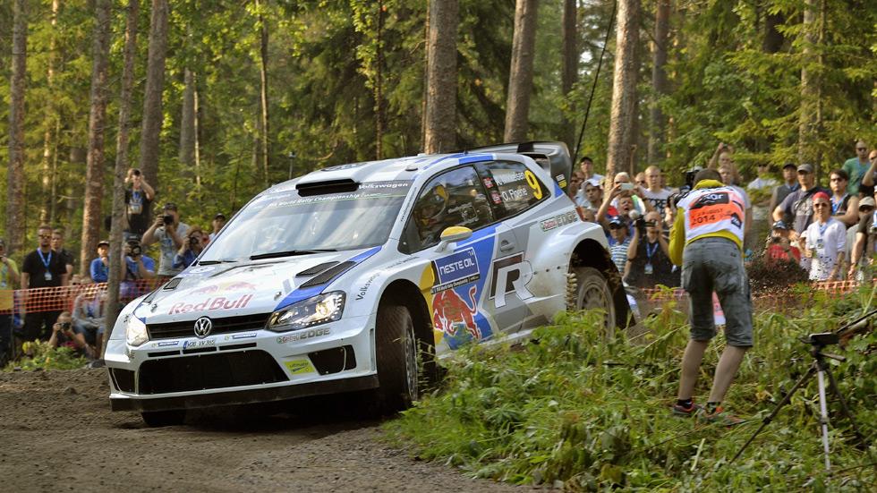 Rallye de Finlandia - jueves: Latvala pega primero