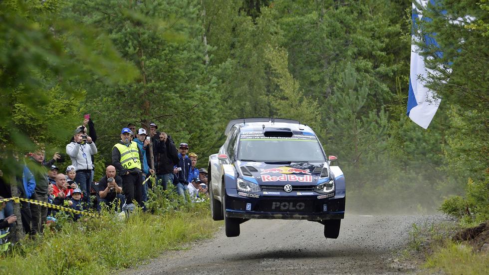 Rallye de Finlandia - sábado: Latvala acaricia la victoria