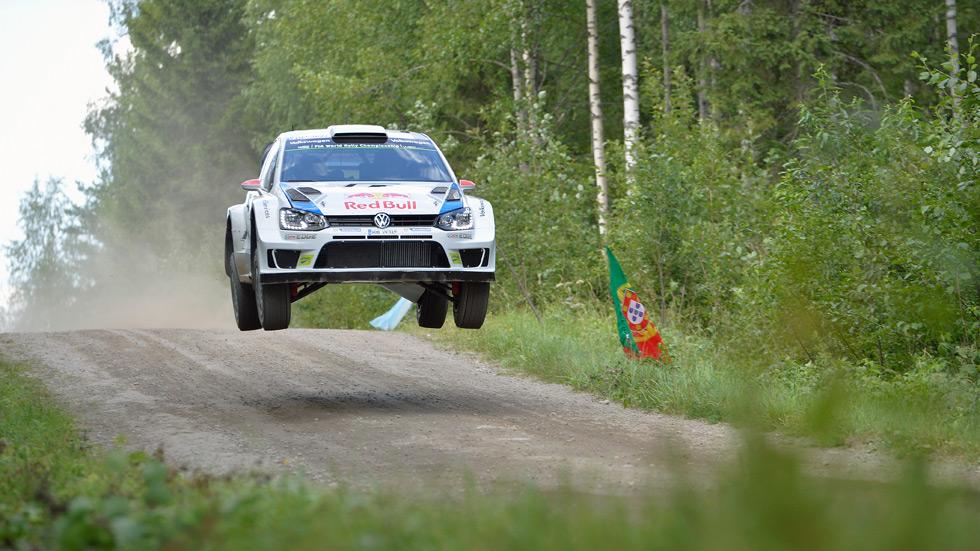 Rallye de Finlandia - sábado: Latvala falla y Ogier acecha