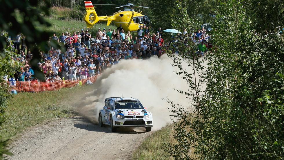 Rallye de Finlandia - sábado: Latvala se desmarca