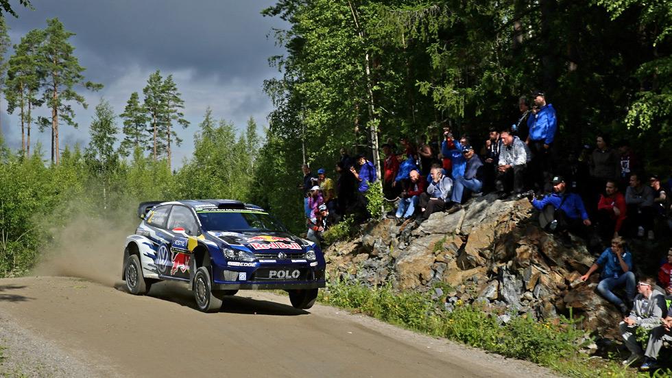 Rallye de Finlandia - viernes: Latvala desplaza a Ogier del mando de la carrera