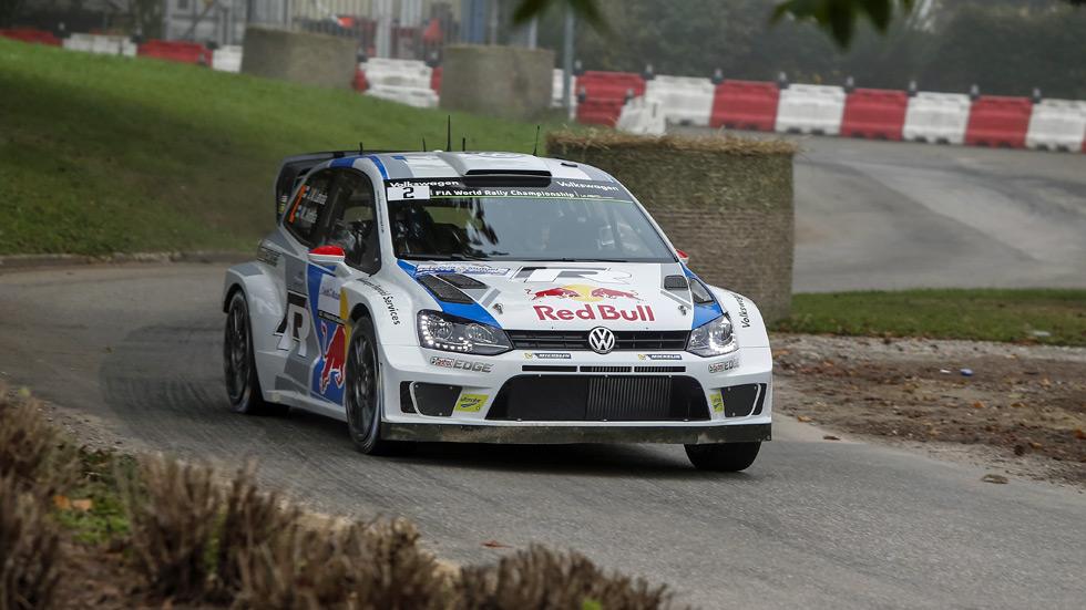 Rallye de Francia - viernes: Latvala, líder y Ogier KO