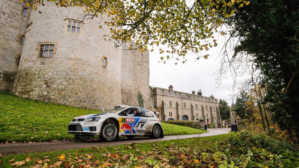 Rallye de Gales - final: Ogier, dueño y señor