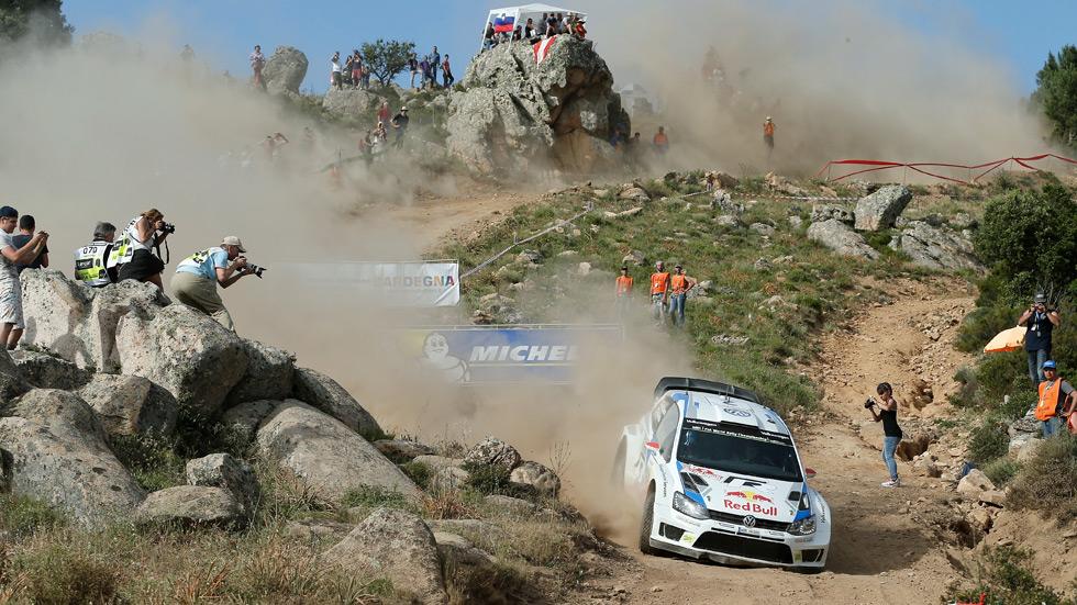 Rallye de Italia - sábado: Latvala sufre para contener a Ogier