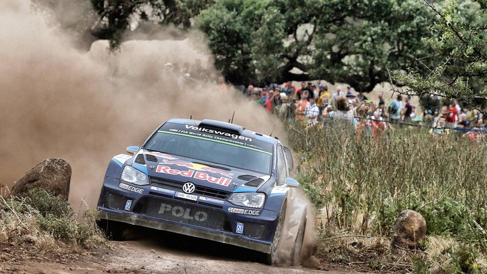 Rallye de Italia - sábado: Sébastien Ogier emerge de la debacle