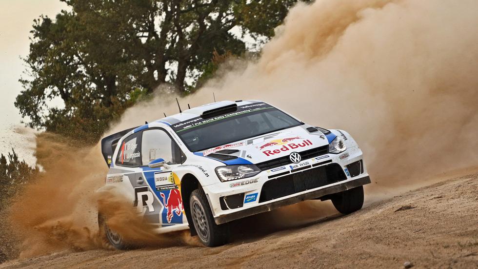 Rallye de Italia - sábado: Un error de Latvala le pone a Ogier la victoria en bandeja