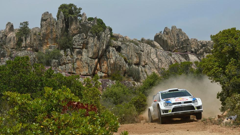 Rallye de Italia - viernes: Latvala toma posiciones