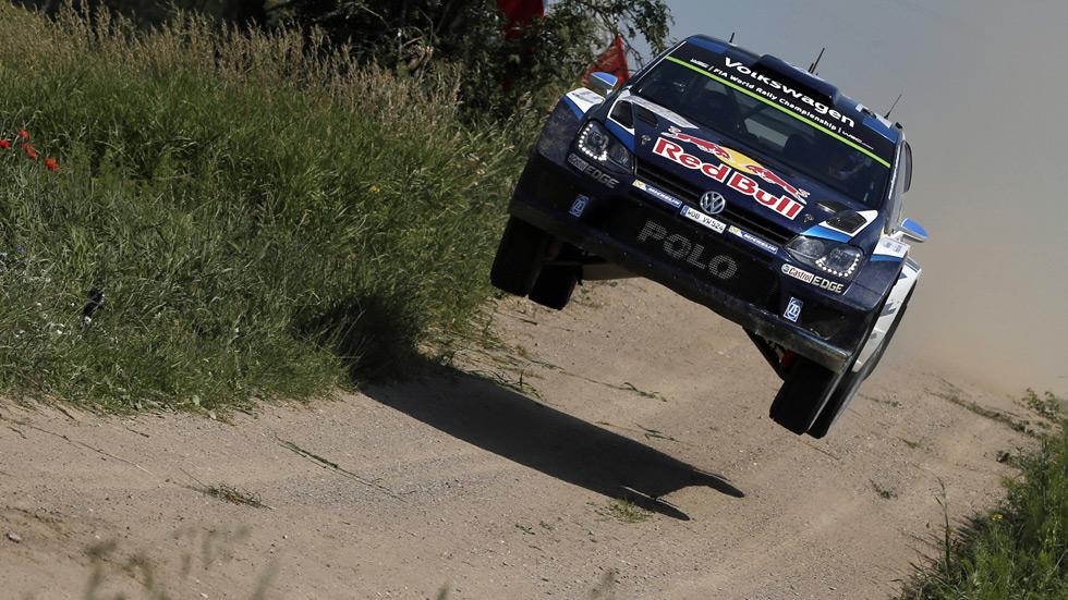 Rallye de Polonia - final: Ogier sale victorioso del pulso con Mikkelsen