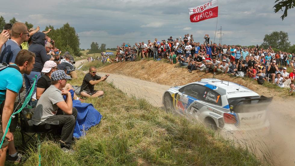 Rallye de Polonia - final: Ogier y Volkswagen, suma y sigue