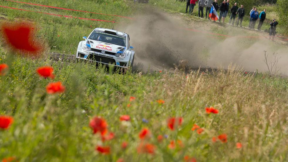 Rallye de Polonia - jueves: Ogier y Mikkelsen mandan con VW