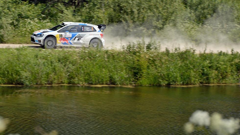 Rallye de Polonia - sábado: Ogier, a un paso de ganar