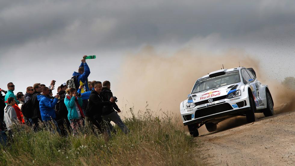 Rallye de Polonia - sábado: Ogier impone su ley
