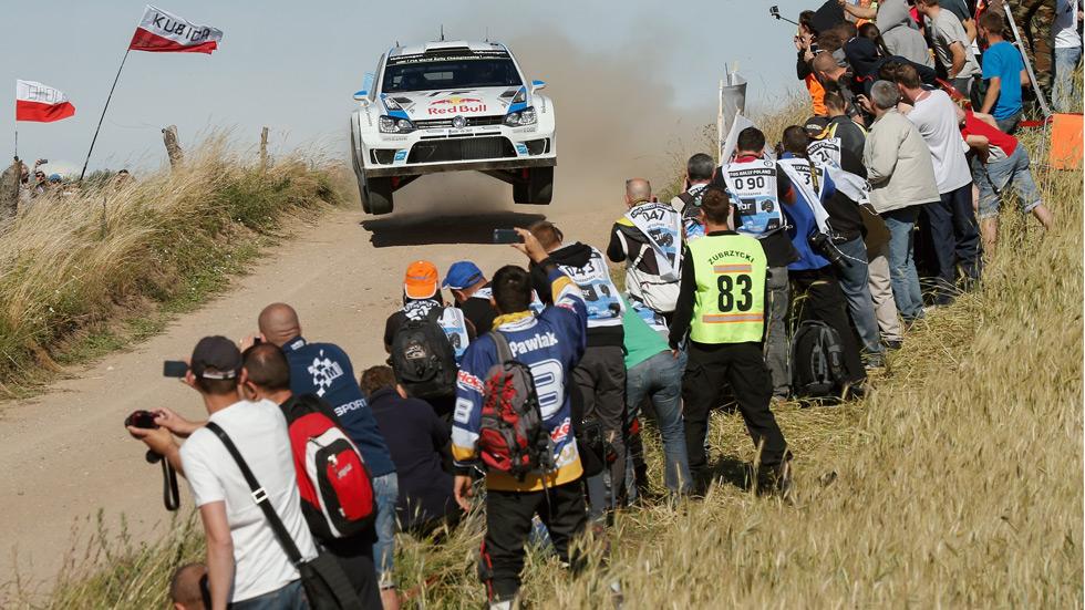 Rallye de Polonia - viernes: Ogier tira, pero Mikkelsen aguanta