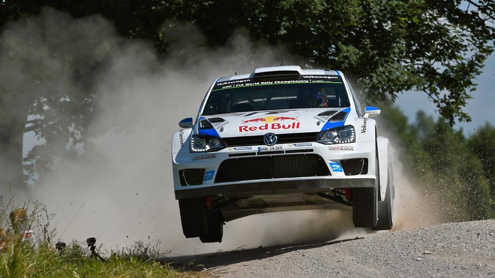 Rallye de Polonia - viernes: Ogier y Mikkelsen, dueños de la carrera