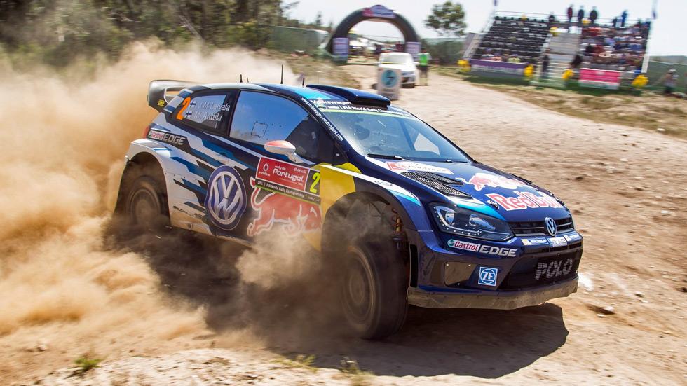 Rallye de Portugal – sábado: Latvala acaba líder, pero con Ogier en sus talones