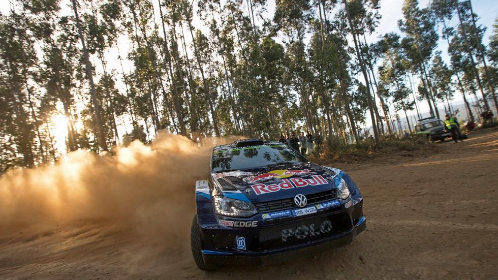 Rallye de Portugal - viernes: Latvala escala al liderato