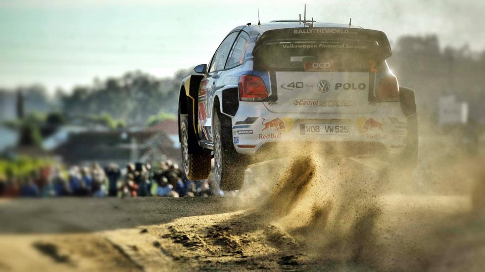 Rallye de Portugal - viernes: Latvala se afianza en cabeza