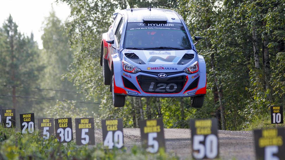 Previo Rallye de Finlandia: Ogier, contra el poderío nórdico