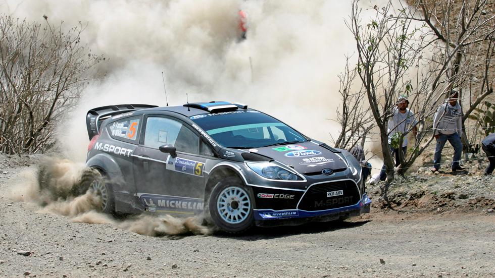 Previo Rallye de México: carrera abierta, en ausencia de Loeb