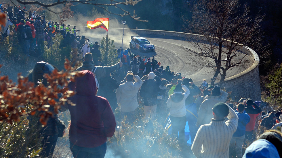 Rallye de Montecarlo – final: Ogier encabeza el triplete Volkswagen
