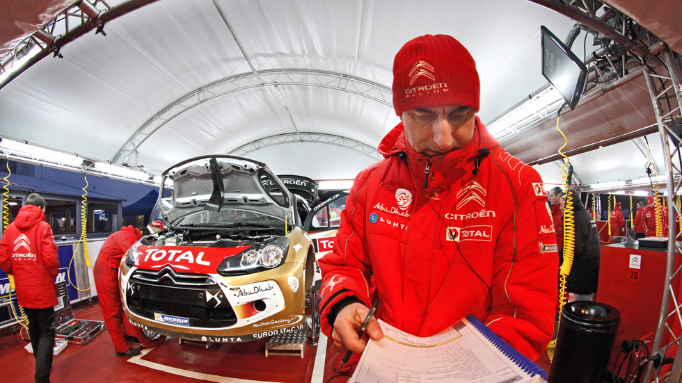 Rallye de Suecia: duelo a tres bandas sobre la nieve