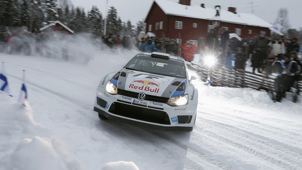 Rallye de Suecia: histórico triunfo de Ogier y Volkswagen