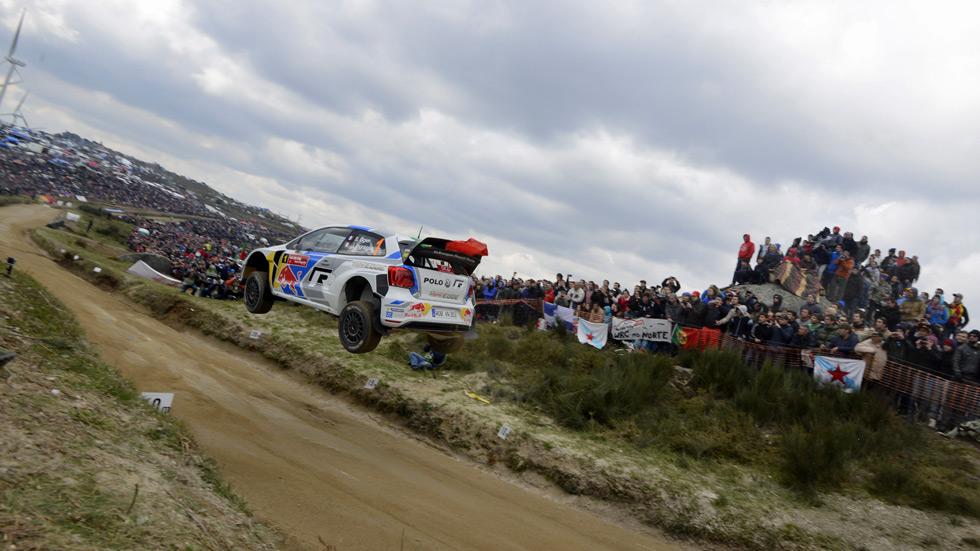 Rallysprint de Fafe: Sébastien Ogier cumplió con los pronósticos