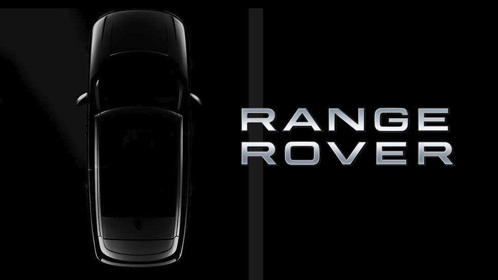 Nuevo Range Rover 2016, primera foto