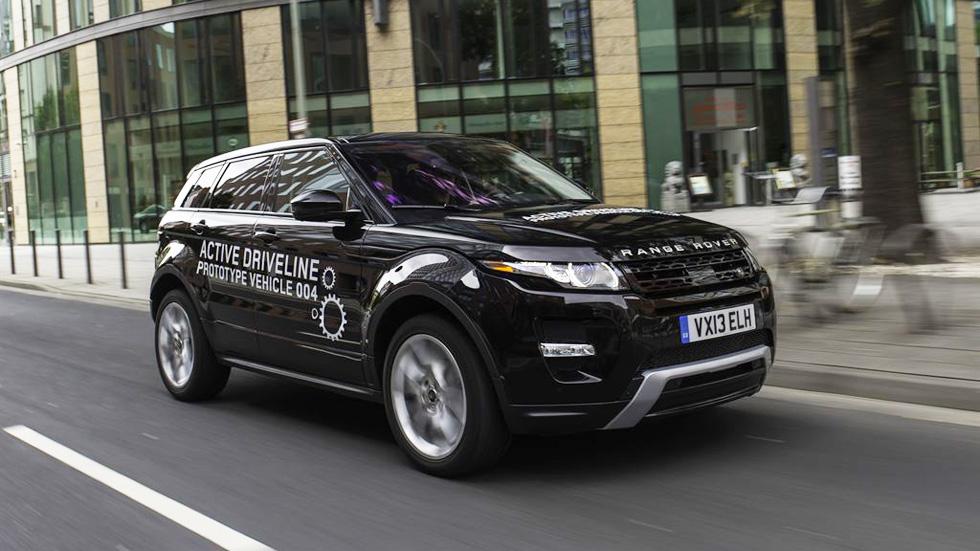 Range Rover Evoque 2014, completa actualización