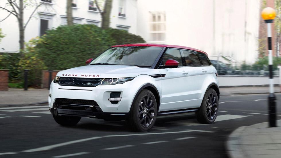 Range Rover Evoque British Edition, genuinamente británico