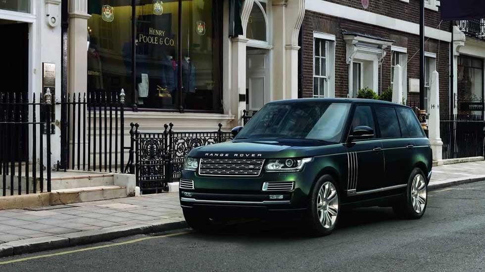 Range Rover Holland & Holland, el más caro de serie