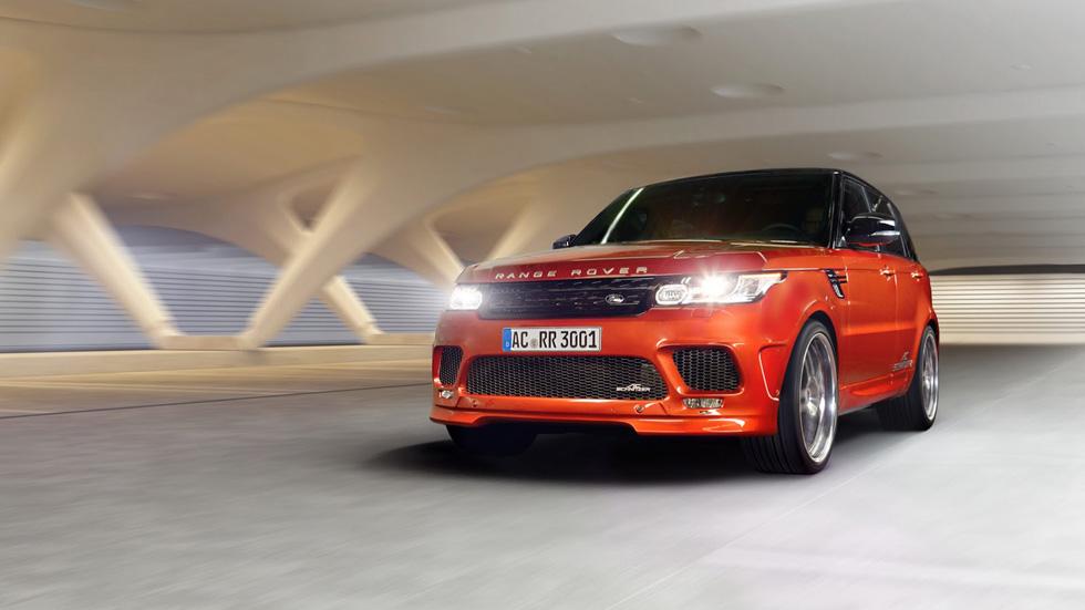 Range Rover Sport Diesel por AC Schnitzer, sin complejos