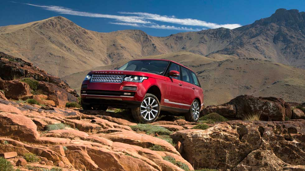 Range Rover y Range Rover Sport 2015, con motores y equipamiento actualizados
