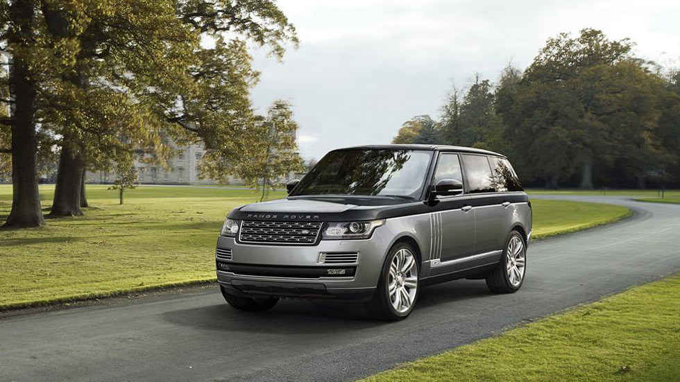 Range Rover SVAutobiography, el Range Rover más lujoso y potente
