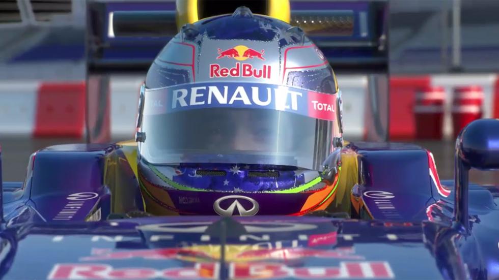 Videonoticia: así es el monoplaza de Red Bull para la temporada 2014