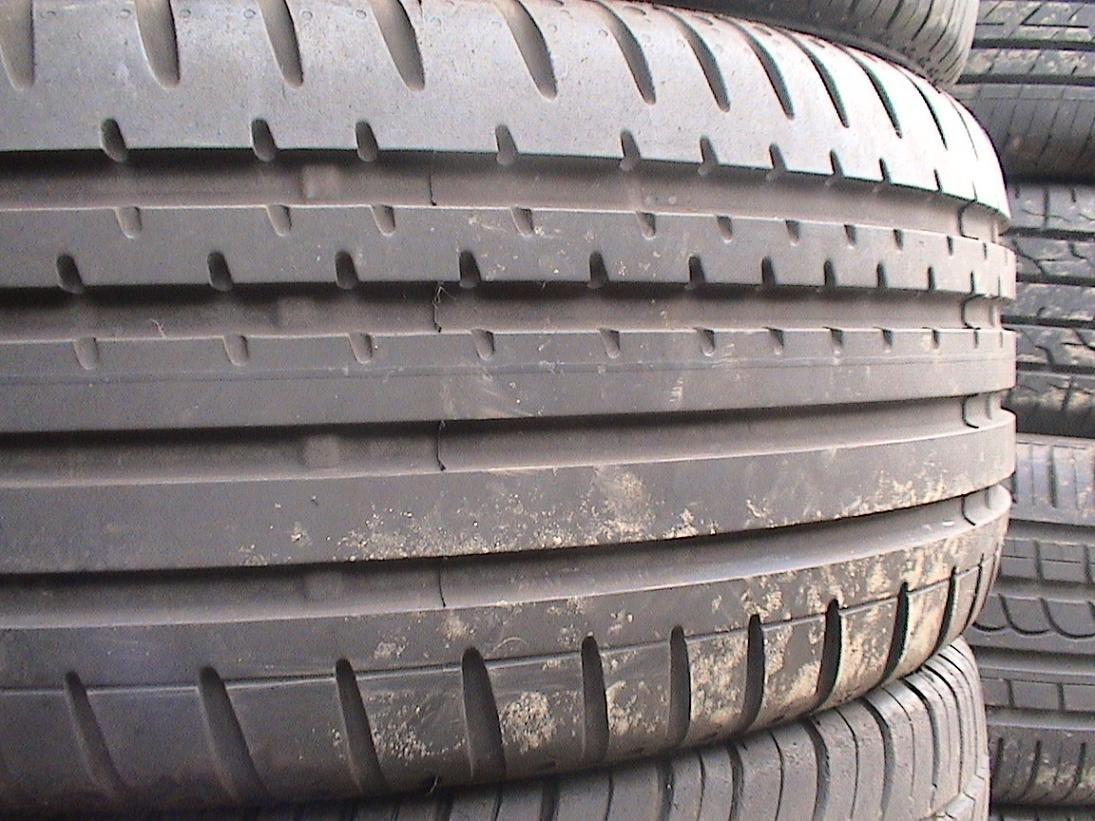 Antes neumáticos, ahora pistas deportivas