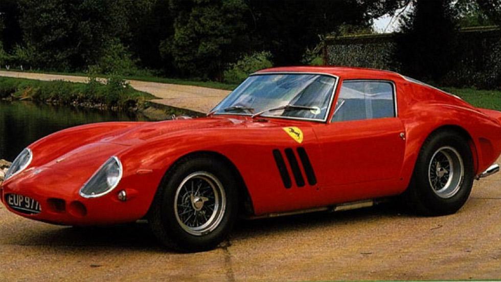 Récord en subastas de coches: un Ferrari 250 GTO, vendido por 38,1 millones de dólares