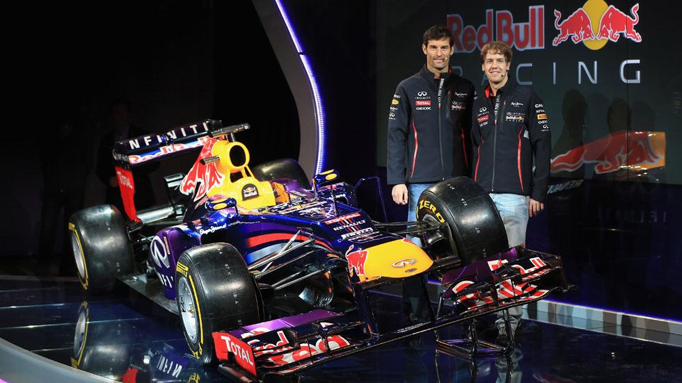 Red Bull Racing: un año más, los máximos favoritos