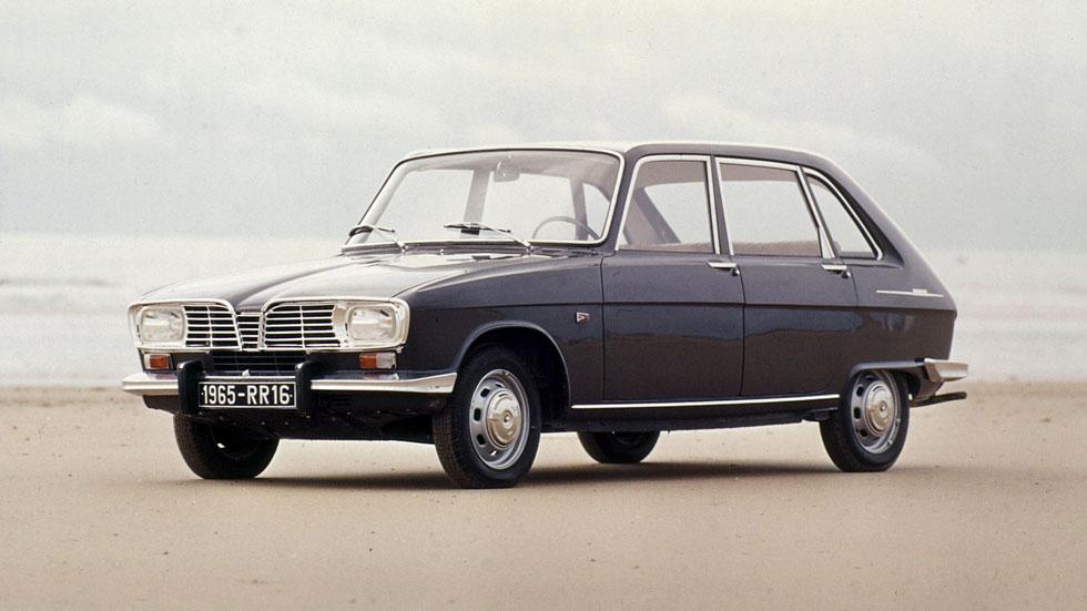 Renault 16 (1966)