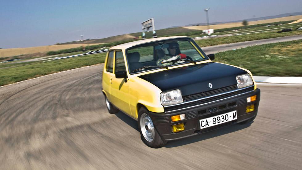 Prueba clásica: Renault 5 Copa