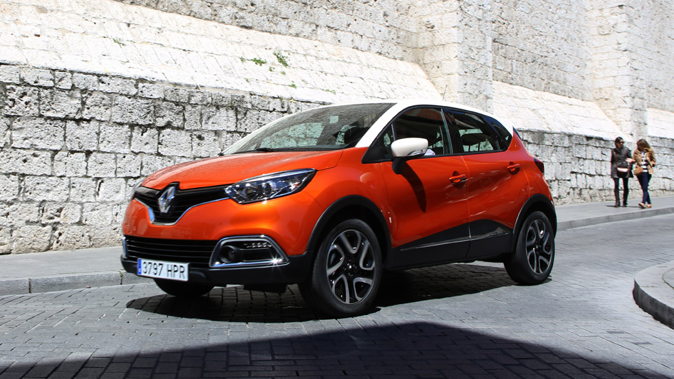 Prueba: Renault Captur 1.5 dCi, vida en familia