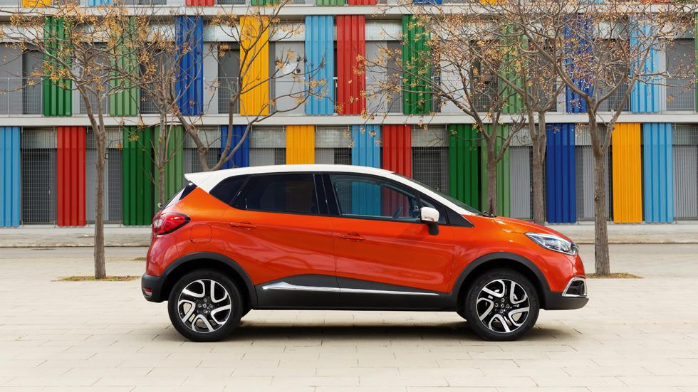 Renault Captur: nuevos accesorios, captura el tuyo