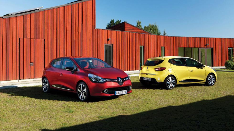 Renault Clio, en la lista de los 10 coches mas vendidos